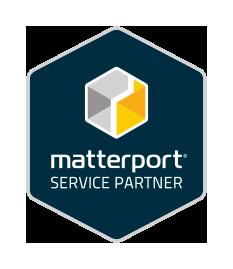 MSP - Matterport Service Partner Logo